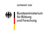 Logo Bundesministerium für Bildung und Forschung BMBF