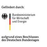 Gefördert durch Bundesministerium für Wirtschaft und Energie