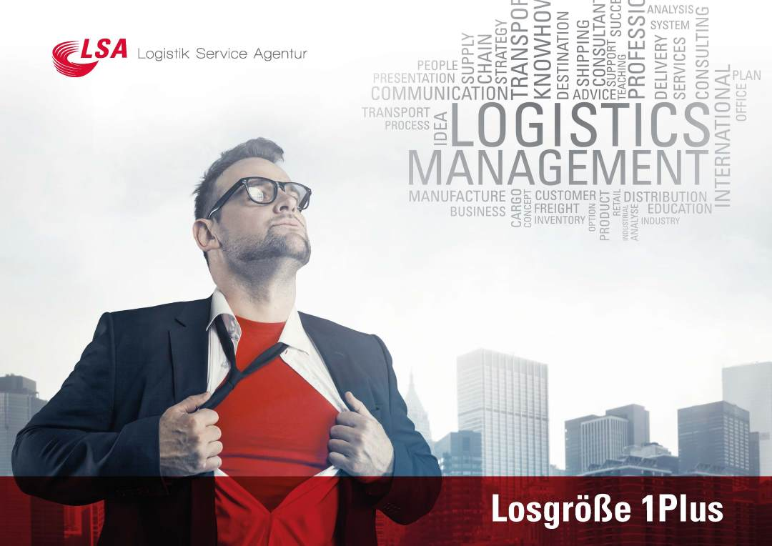 Logistikmanagement: White Paper zur Losgröße 1+